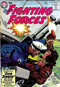 Cover Thumbnail for Our Fighting Forces (DC, 1954 series) #38
