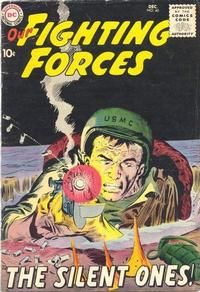 Cover Thumbnail for Our Fighting Forces (DC, 1954 series) #40