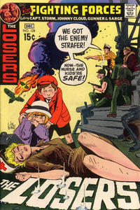 Cover for Our Fighting Forces (DC, 1954 series) #128
