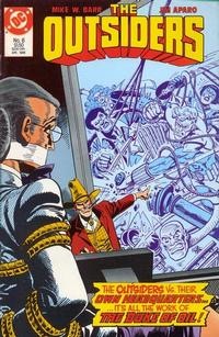 Cover Thumbnail for The Outsiders (DC, 1985 series) #6