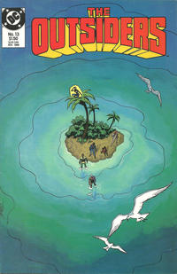 Cover Thumbnail for The Outsiders (DC, 1985 series) #13