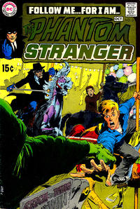 Cover Thumbnail for The Phantom Stranger (DC, 1969 series) #3
