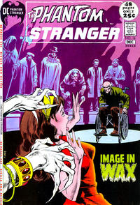 Cover Thumbnail for The Phantom Stranger (DC, 1969 series) #16
