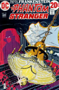 Cover Thumbnail for The Phantom Stranger (DC, 1969 series) #23