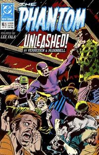 Cover for The Phantom (1989 series) #5