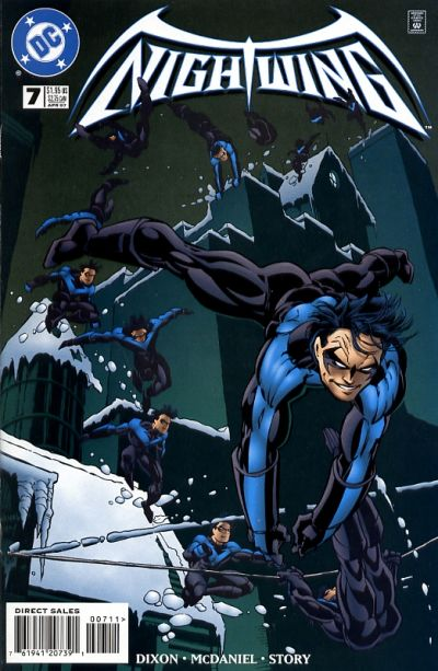 Cover for Nightwing (DC, 1996 series) #7