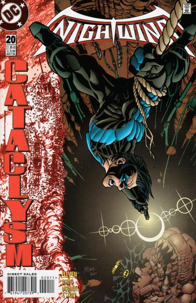 Cover for Nightwing (DC, 1996 series) #20