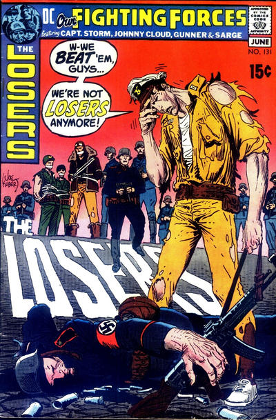 Cover for Our Fighting Forces (1954 series) #131