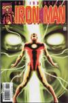 Cover for Iron Man (Marvel, 1998 series) #38