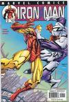 Cover for Iron Man (Marvel, 1998 series) #41 (386)