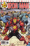 Cover for Iron Man (Marvel, 1998 series) #43 (388)