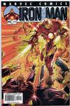 Cover for Iron Man (Marvel, 1998 series) #45 (390)