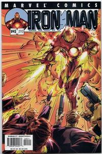 Cover Thumbnail for Iron Man (Marvel, 1998 series) #45 (390)