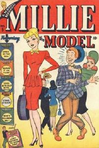 Cover Thumbnail for Millie the Model Comics (Marvel, 1945 series) #5