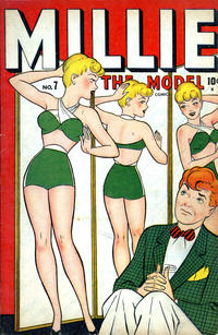 Cover Thumbnail for Millie the Model Comics (Marvel, 1945 series) #7