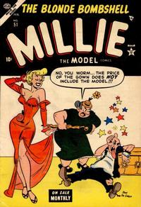 Cover Thumbnail for Millie the Model (Marvel, 1945 series) #51