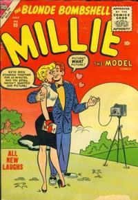 Cover Thumbnail for Millie the Model Comics (Marvel, 1945 series) #69