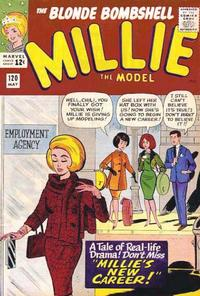 Cover Thumbnail for Millie the Model Comics (Marvel, 1945 series) #120