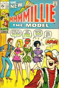 Cover Thumbnail for Millie the Model (Marvel, 1945 series) #173