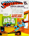 Cover for Superman Super Library (K. G. Murray, 1964 series) #41