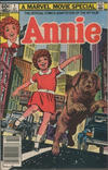 Cover for Annie (Marvel, 1982 series) #1 [Newsstand Edition]