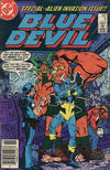Cover for Blue Devil (DC, 1984 series) #6 [Canadian Newsstand Edition]