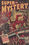 Cover for Super-Mystery Comics (Ace International, 1948 ? series) #v8#2