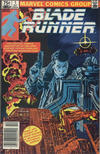 Cover Thumbnail for Blade Runner (1982 series) #1 [Canadian Newsstand Edition]