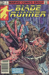 Cover Thumbnail for Blade Runner (1982 series) #2 [Canadian Newsstand Edition]