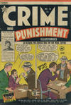 Cover for Crime and Punishment (Superior Publishers Limited, 1948 ? series) #14