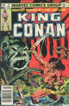 Cover for King Conan (Marvel, 1980 series) #15 [Canadian Newsstand Edition]