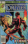 Cover Thumbnail for Dazzler (1981 series) #23 [Canadian Newsstand Edition]