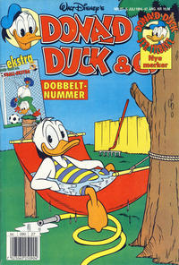 Cover Thumbnail for Donald Duck & Co (Hjemmet / Egmont, 1948 series) #27/1994
