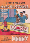 Cover Thumbnail for March of Comics (1946 series) #43 [Little Yankee Cover Variant]