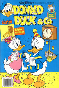 Cover Thumbnail for Donald Duck & Co (Hjemmet, 1948 series) #52/1994