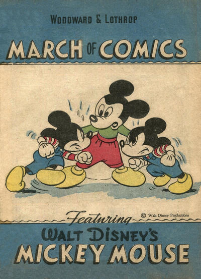 Cover for March of Comics (Western, 1946 series) #8