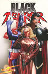 Cover Thumbnail for Black Terror (2008 series) #1 [Incentive 1 Alex Ross Alternate Art]