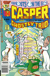 Cover for Casper and the Ghostly Trio (Harvey, 1990 series) #8