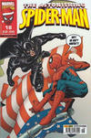 Cover for The Astonishing Spider-Man (Panini UK, 2007 series) #18