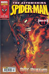 Cover for The Astonishing Spider-Man (Panini UK, 2007 series) #21