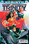 Cover for Trinity (DC, 2016 series) #2