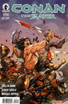 Cover for Conan the Slayer (Dark Horse, 2016 series) #2