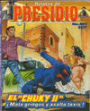 Cover for Relatos de Presidio (Editorial Toukan, 1993 series) #201