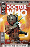 Cover for Doctor Who: Supremacy of the Cybermen (Titan, 2016 series) #4 [Cover C]