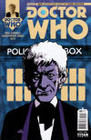 Cover for Doctor Who: The Third Doctor (Titan, 2016 series) #2 [Cover C]