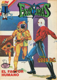 Cover Thumbnail for Fantomas (Editorial Novaro, 1969 series) #582