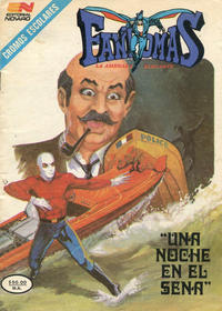Cover Thumbnail for Fantomas (Editorial Novaro, 1969 series) #718