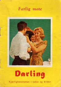 Cover Thumbnail for Darling (Fredhøis forlag, 1963 series) #7