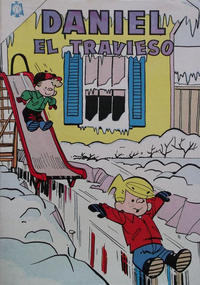 Cover Thumbnail for Daniel el Travieso (Editorial Novaro, 1964 series) #5