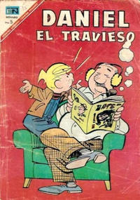 Cover Thumbnail for Daniel el Travieso (Editorial Novaro, 1964 series) #35